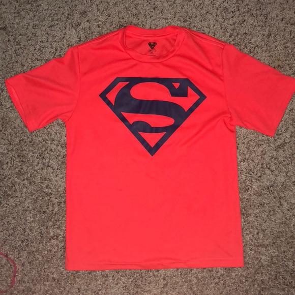DC Comics Boys Toddler Superman T-Shirt  Size  5T NWT  Orange